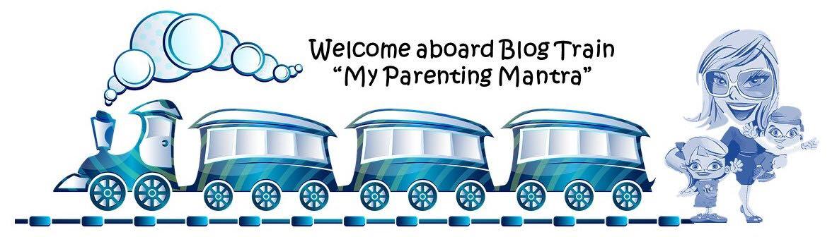 My parenting mantra, raising healthy kids